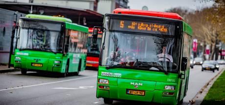 Minder stadsbussen in Dordrecht vanwege ontbrekende noodknop