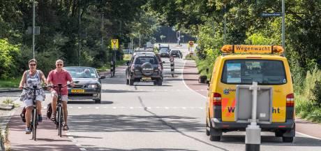 Plantenbakken op ringbaan Molenhoek tegen snelheidsduivels: 'Dit is toch geen racebaan'