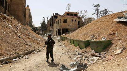 """VS: """"Rusland en Syrië vertragen inspecteurs om plaats van gasaanval schoon te maken"""""""