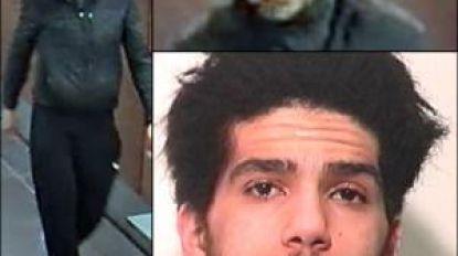 Politie op zoek naar relschopper die tijdens protesten Anderlecht met dienstwapen aan de haal ging