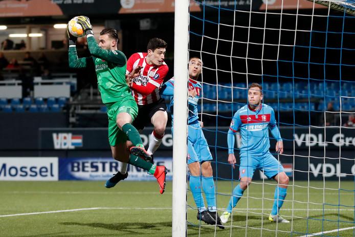 FC Twente-doelman Joël Drommel.
