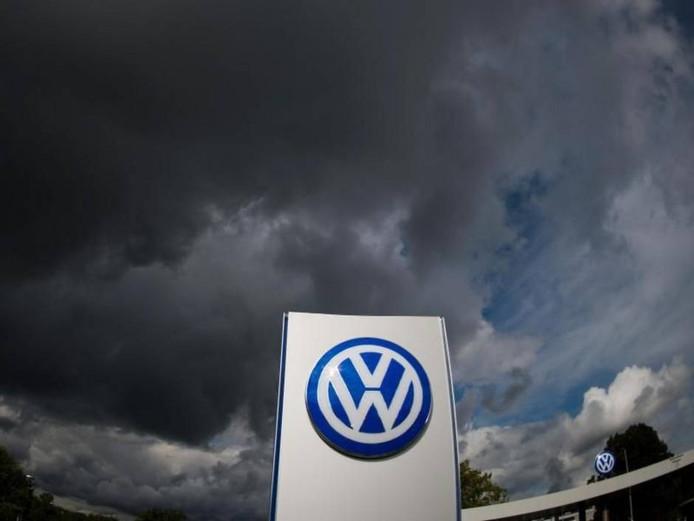 Onregelmatigheden aangetroffen bij software-update VW
