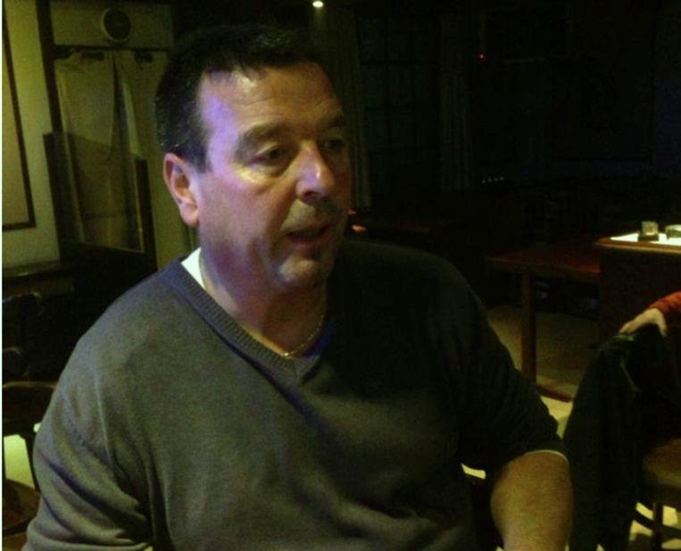 Cafébaas Danny Stroobants overleden