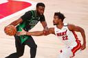 Miami Heat neemt een serieuze optie op de NBA-finale.