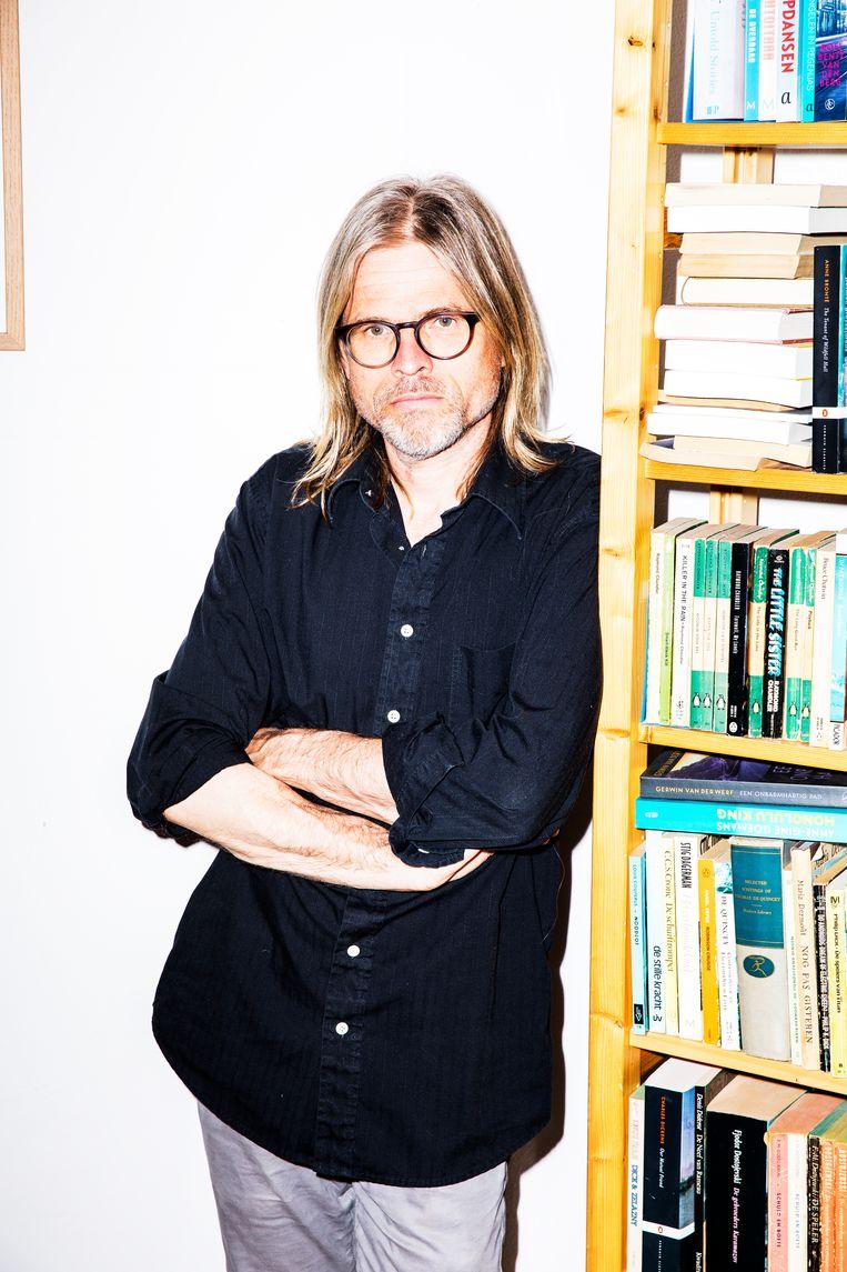 Krijgt Rob van Essen de Libris Literatuur Prijs? Beeld null