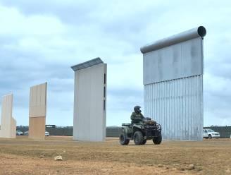 Pentagon deblokkeert 1 miljard dollar voor Trumps grensmuur