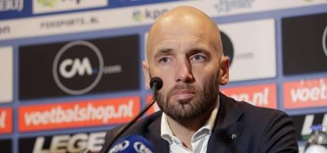 Van der Gaag nieuwe trainer Jong Ajax