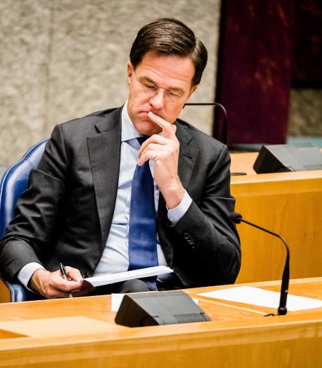 'Overleg Rutte met zuidelijke premiers gaat van uitstel naar afstel'
