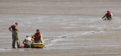 Zeeuwse landmeter muurvast in het slib: 'Het had geen half uur langer moeten duren'