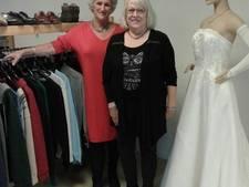 Ruimere jas voor kledingbank Cratosvrienden in Deurne