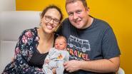 Gemeenteraadsvoorzitter Dries Dehaudt voor het eerst vader