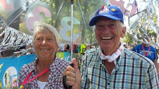 Sonja van As en Jur Harteveld.