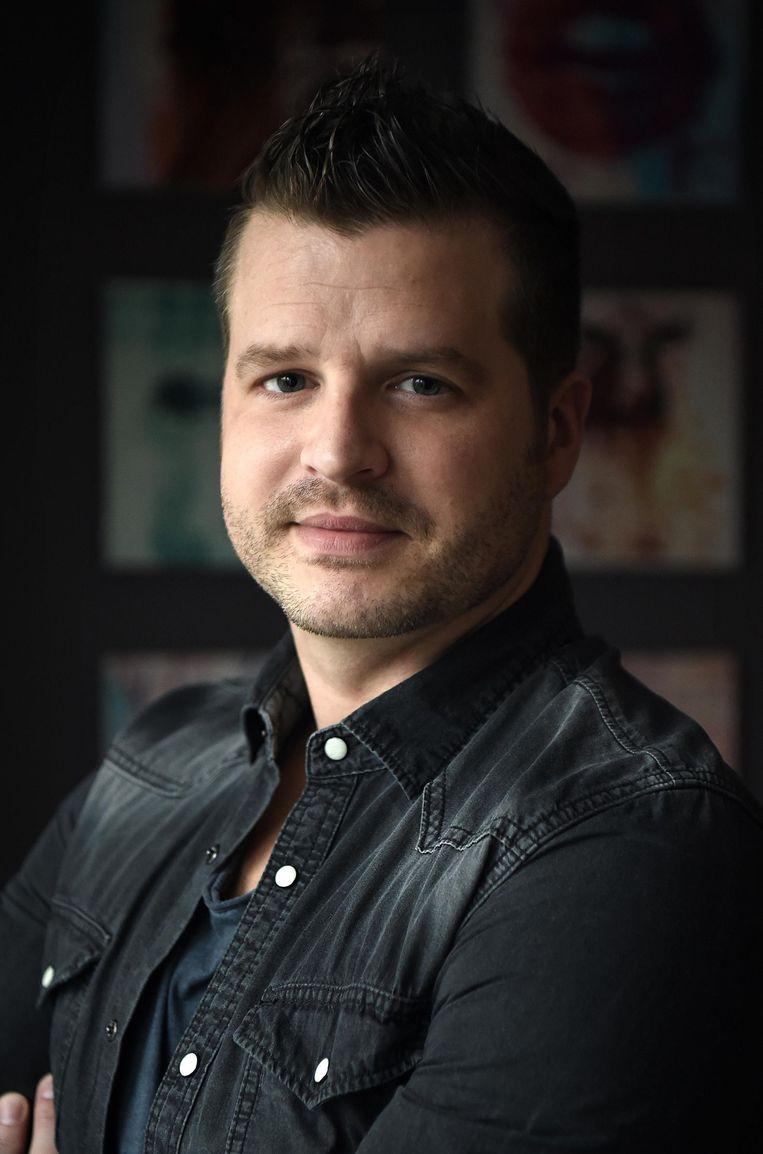 Nick Driessen. Beeld Marcel van den Bergh/de Volkskrant