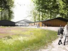 Staatsbosbeheer en Apeldoornse welstand zijn het eens over aangepast ontwerp buitencentrum