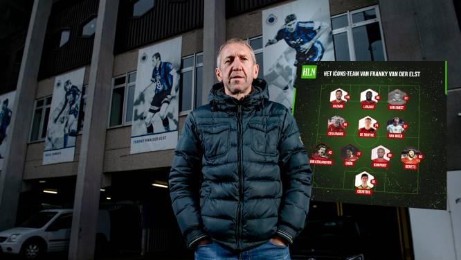 """""""Van Moer zou nu ook meedoen"""": Franky Van der Elst deelt zijn 11 Rode Duivels aller tijden"""