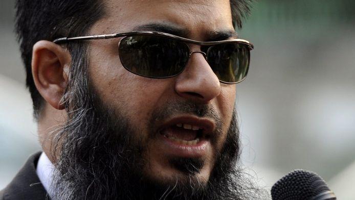 Atif Ali Khan, de advocaat van de familie van Osama bin Laden.