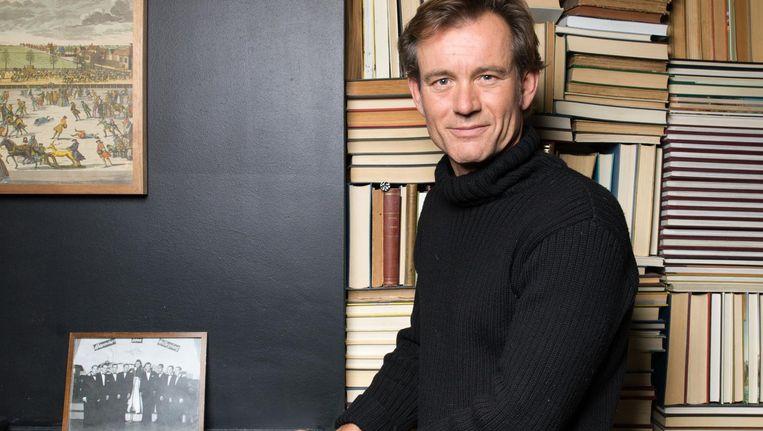 Ewald Engelen Beeld Ivo van der Bent