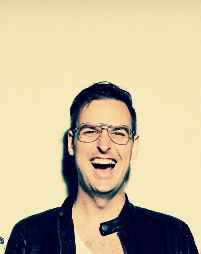 Coen Witteveen (33), directeur cultuurpodium Kosmik.