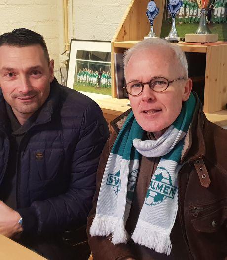 Trainer Wilco Laconi is gelukkig met zijn verlengde verblijf in Almen