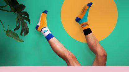 Alsof je op wolkjes loopt: de leukste sokken om je thuiswerkoutfit op te vrolijken