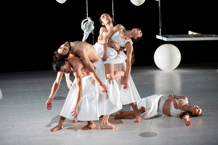 Forever: een hysterische dodendans. Foto Nelly Rodriguez