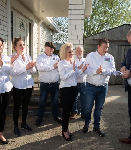 Eerste actiepunt vereniging woonwagenbewoners Kampen: meer standplaatsen