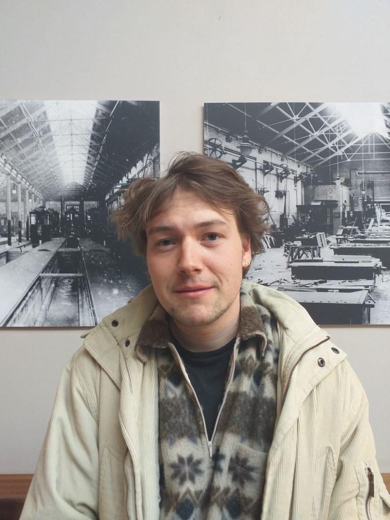 Tristan Theirlynck Beeld -
