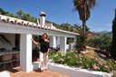 Veerle Goffin besliste tijdens de lockdown om haar huis onder de zon te verkopen.