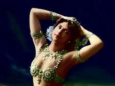 Het meisje achter Mata Hari