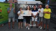 Tremeloop schenkt 1.000 euro aan vzw OKiN en vzw Kinderkankerfonds