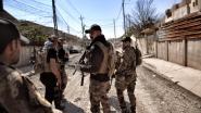 Iraakse troepen hebben meer dan derde van West-Mosoel in handen