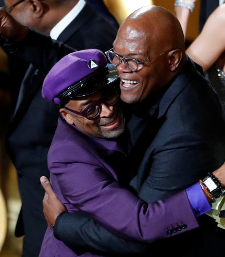 Oscarwinnaar Spike Lee maakt indruk met speech over slavernij