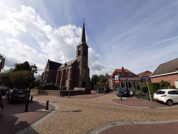 De katholieke kerk in Bredevoort, onderdeel van de Sint Ludger Parochie