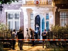 Belager Turks consulaat Museumplein zwijgt