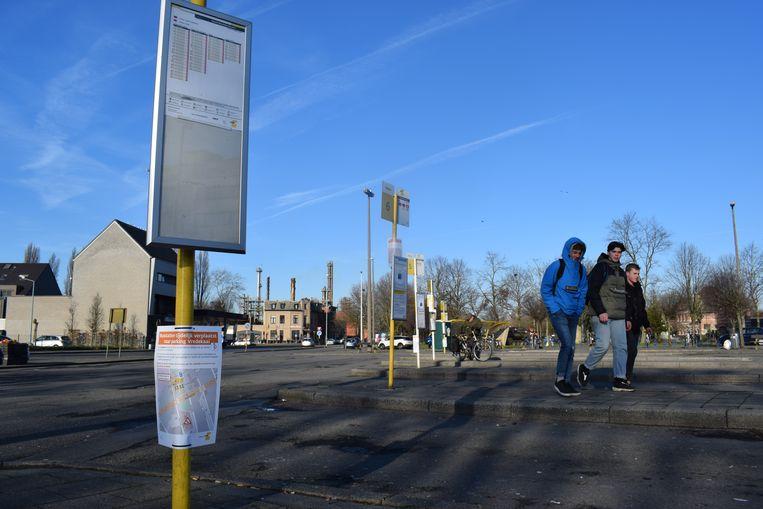 Kans bestaat dat de bus niet komt opdagen in Centraal- en Noord-Limburg.