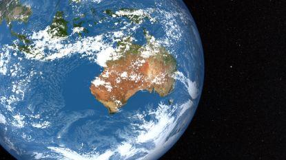 "Studie: ""Stukje Australië was ooit deel van Canada"""