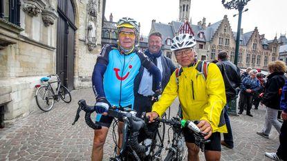 """""""12.400 kilometer fietsen? Dat moet lukken"""""""