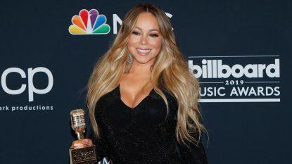 Alweer een hilarisch muziekrecord voor Mariah Carey