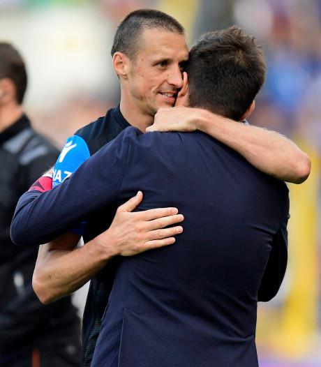 Simons (41) zwaait met nederlaag af bij Club Brugge