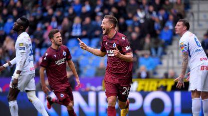 Na knokpartij en tal van controversiële fases: Rits schenkt Club Brugge felbevochten zege tegen Genk