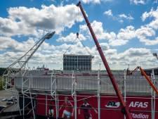 Alkmaar steunt AZ met 10 miljoen euro voor nieuw dak