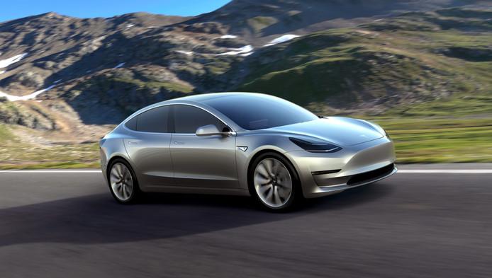 Alle Nieuwe Tesla S Kunnen Zelfstandig Rijden Auto Ad Nl