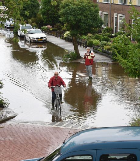 Projecten tegen wateroverlast in Altena lopen vertraging op