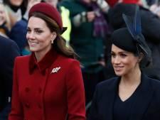 'Baby zal verstoorde relatie Kate en Meghan verbeteren'