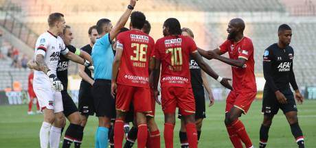 Antwerp krijgt forse boete na tumult tegen AZ, Bolat flink geschorst