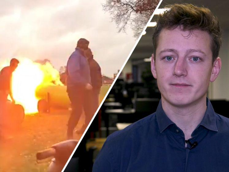 de Stentor Nieuws Update: Veel te veel zwijnen op de Veluwe en Rick schiet nooit meer met carbid