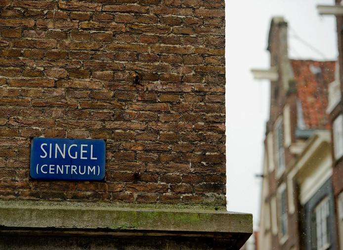 De Singel in Amsterdam.