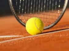 Tennisser Jordy Visser uitgeschakeld in NJK