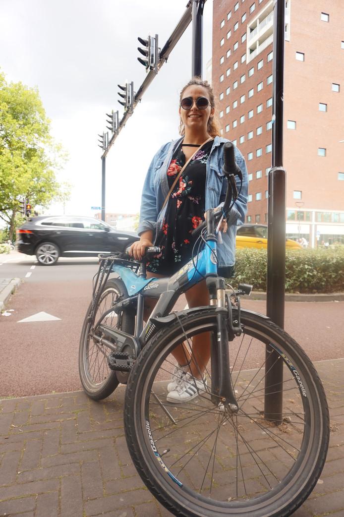 Margarida Vila Nova aan de Hart van Brabantlaan.