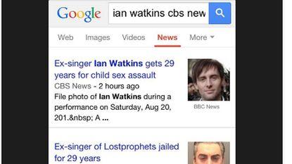 Nieuwssites verwarren Steps-zanger met pedofiele zanger Lostprophets